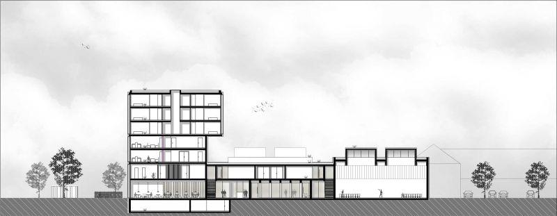 Wettbewerbe klumpp klumpp architekten bda stuttgart - Architektur schnitt ...